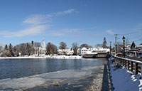 Kennebunk in Winter