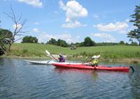 Kayaking Kennebunk River