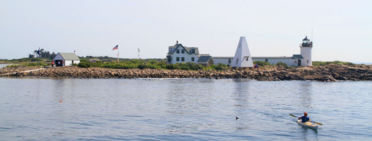 Goat Island Lighthouse