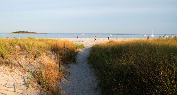 Goose Rocks Beach Maine Lodging Resorts Inns Bed And