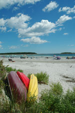 Kayaks Kennebunk Beach Maine