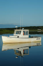 Lobster Boat Kennebunkport Maine Lodging directory