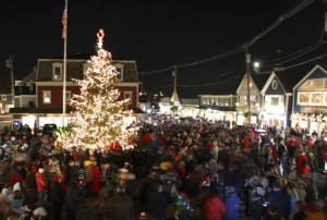 Tree Lighting Kennebunkport