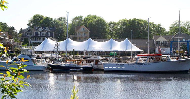 kennebunkport-festival-tent & Kennebunkport Festival Whou0027s Who | Kennebunkport Maine Hotel and ...