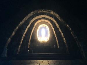 monastery-night