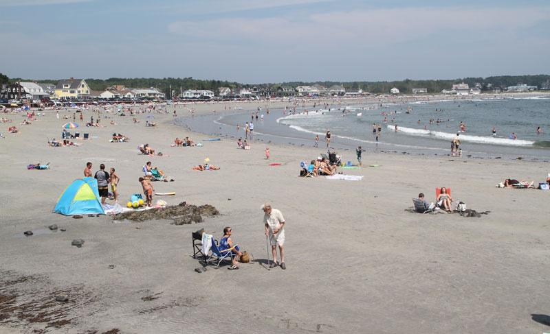 Gooches Beach Aka Kennebunk