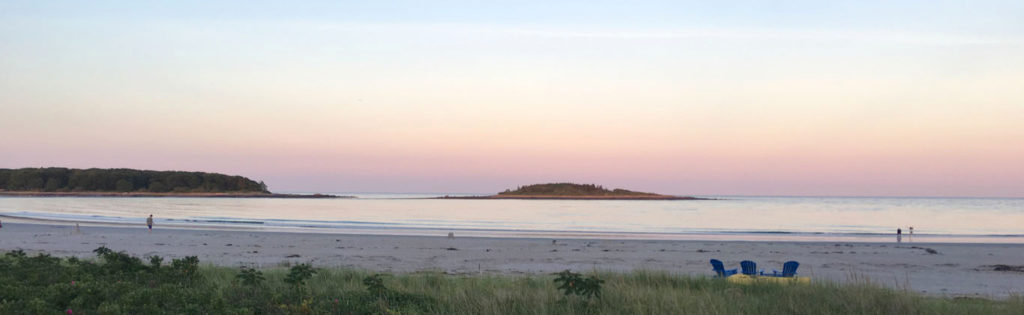 beach-goose-rocks-beach-dusk