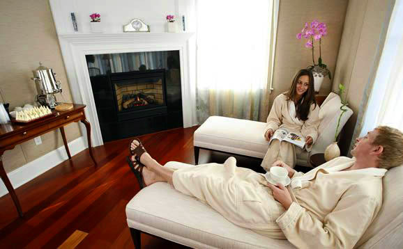 Kennebunkport Area Spas and Spa Treatments