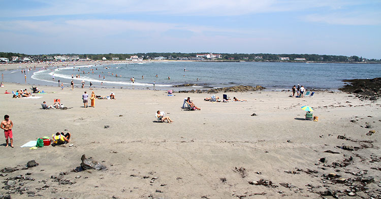 Kennebunkport Kennebunk Beach Maine Beaches