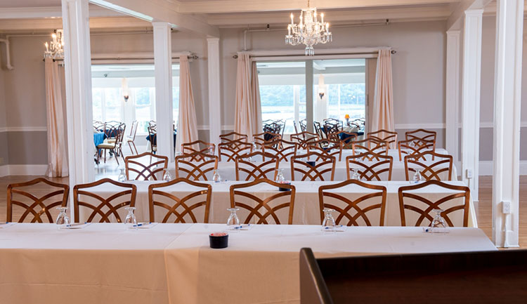 Meetings and Corporate Retreats Kennebunkport Maine