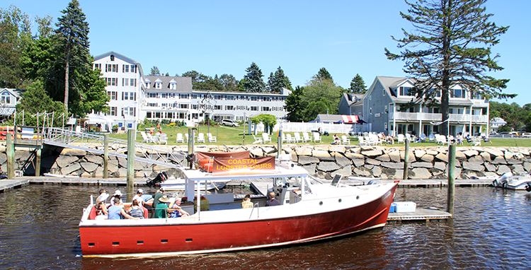 Kennebunkport Maine Ocean Activities