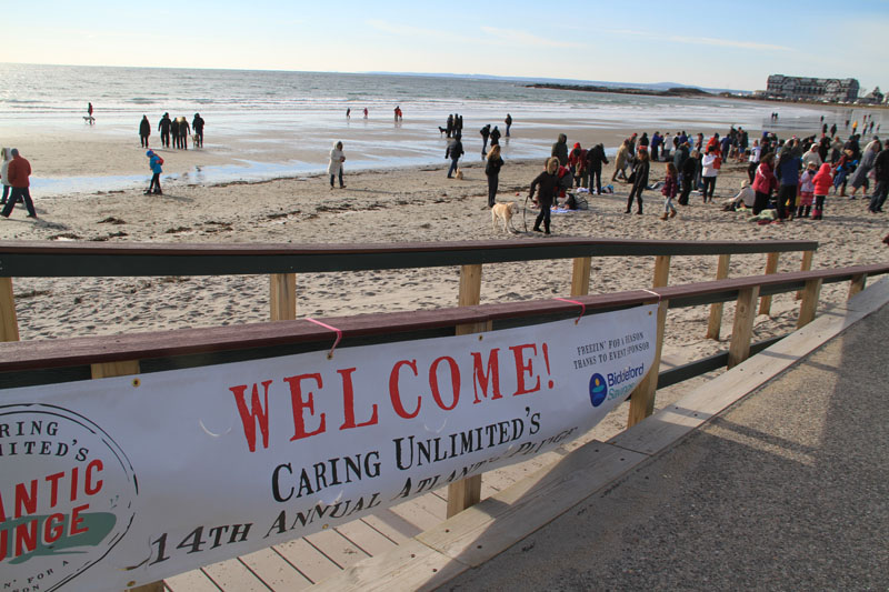 Polar Plunge – Jan 1st Kennebunk Beach