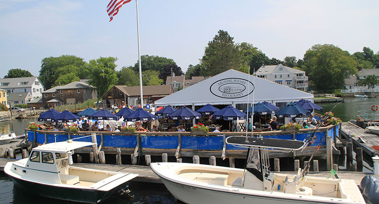 Kennebunkport Maine Restaurants