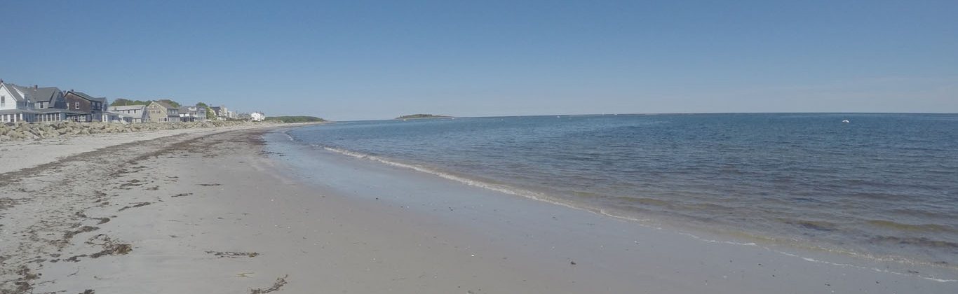 Beach Goose Rocks Sand