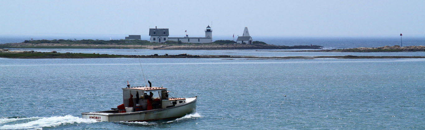 Cape Porpoise Kennebunkport Fishing Village | Kennebunkport Maine Hotel and Lodging Guide