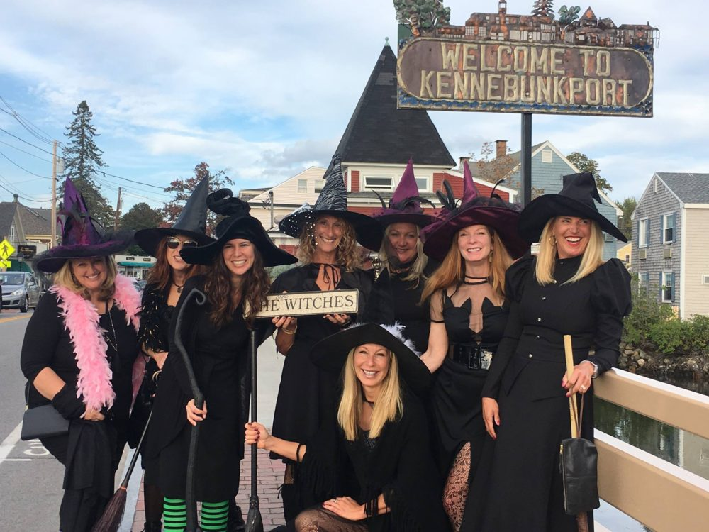 Halloween In Kennebunkport Kennebunkport Maine Hotel And Lodging Guide