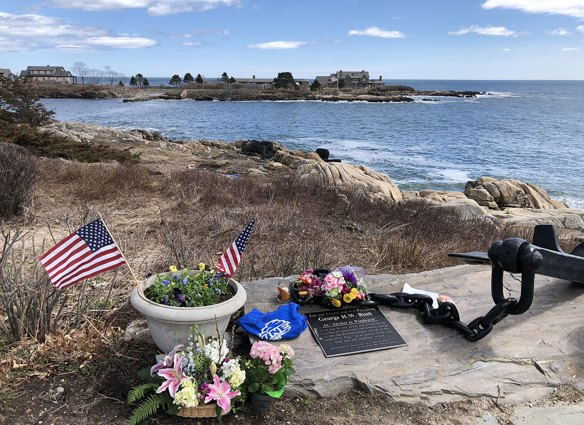 1st Lady Barbara Bush's favorite spots in Kennebunkport