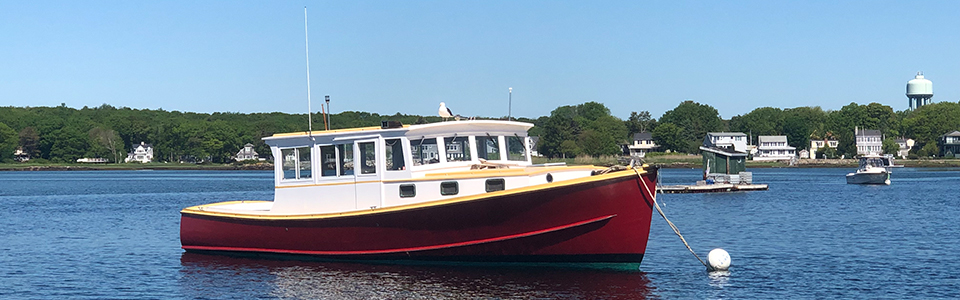 lobster-boat